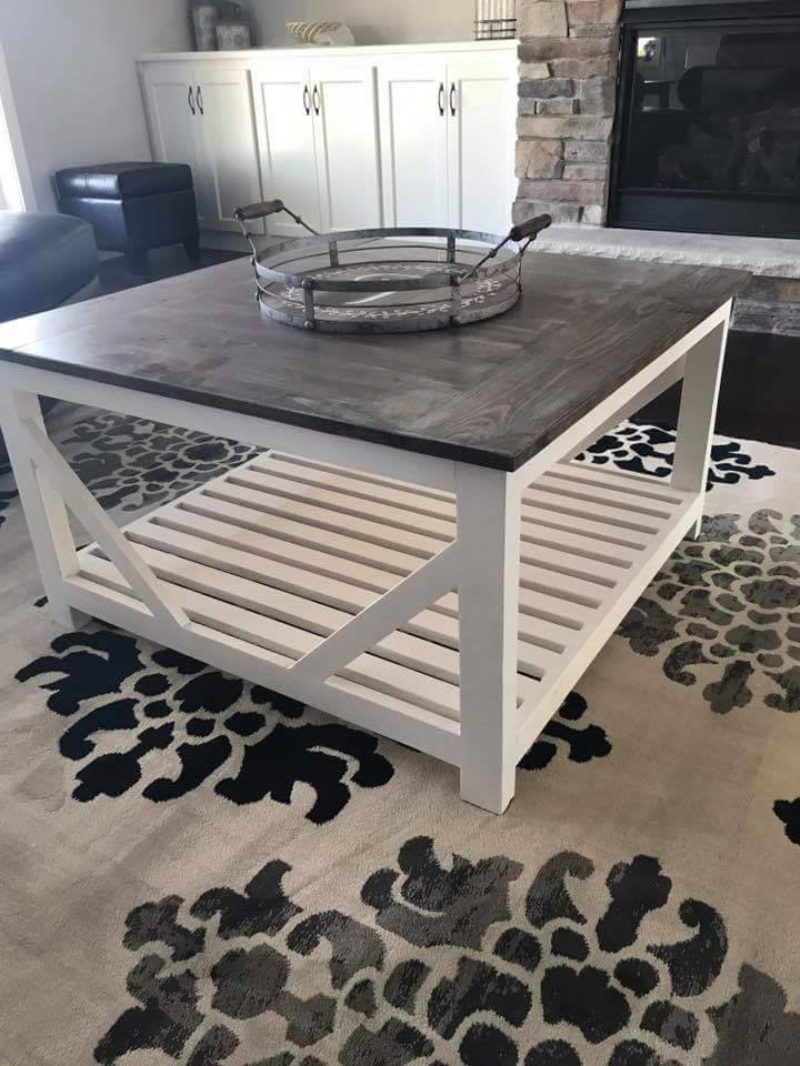 hailey coffee table