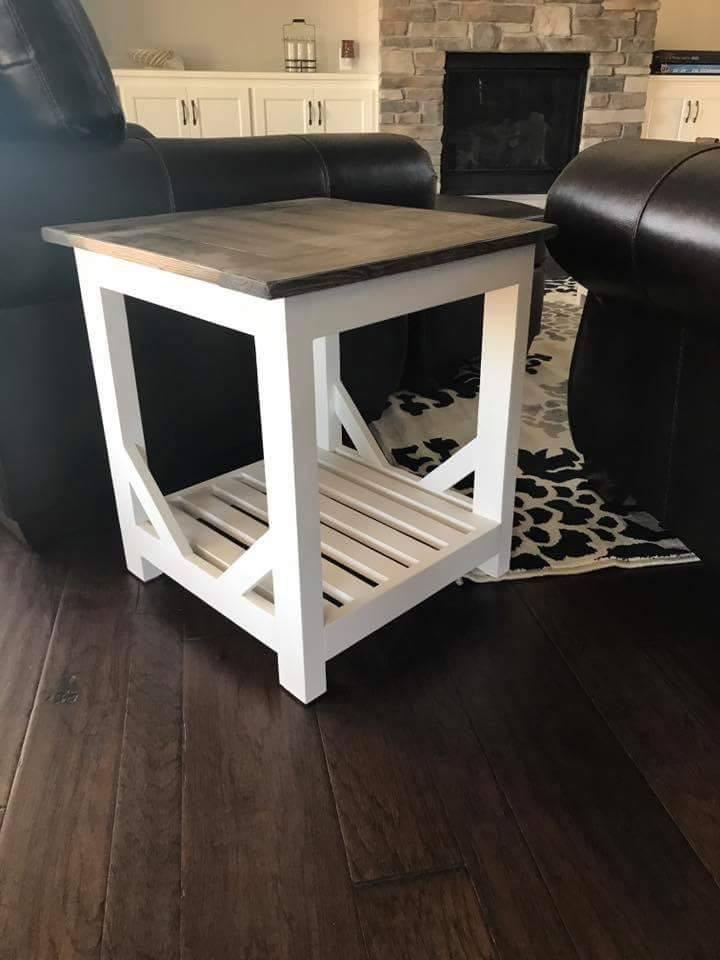 haily end table