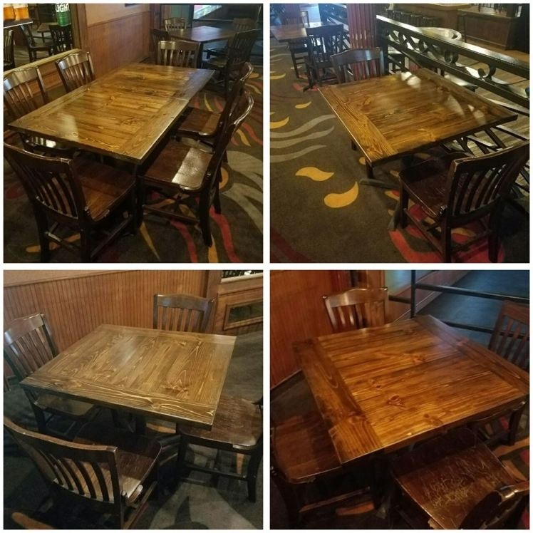 molly mcguires tables