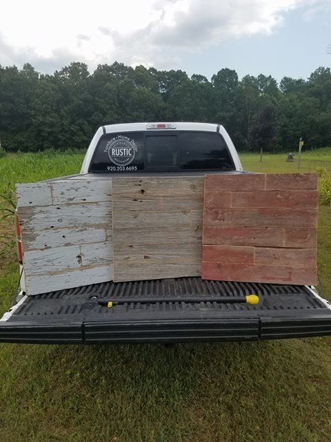 barn board cladding