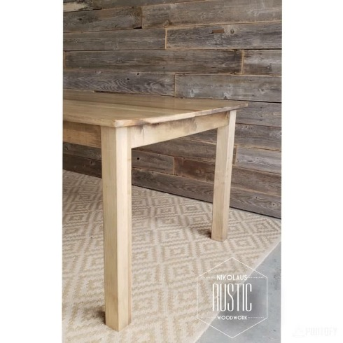 maple table 2
