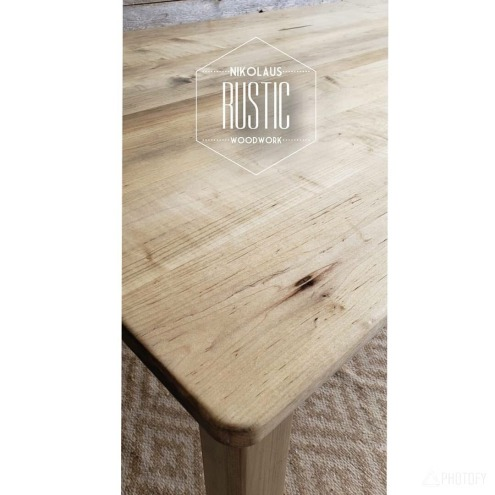 maple table 4