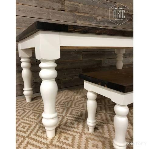 pedestal table 6